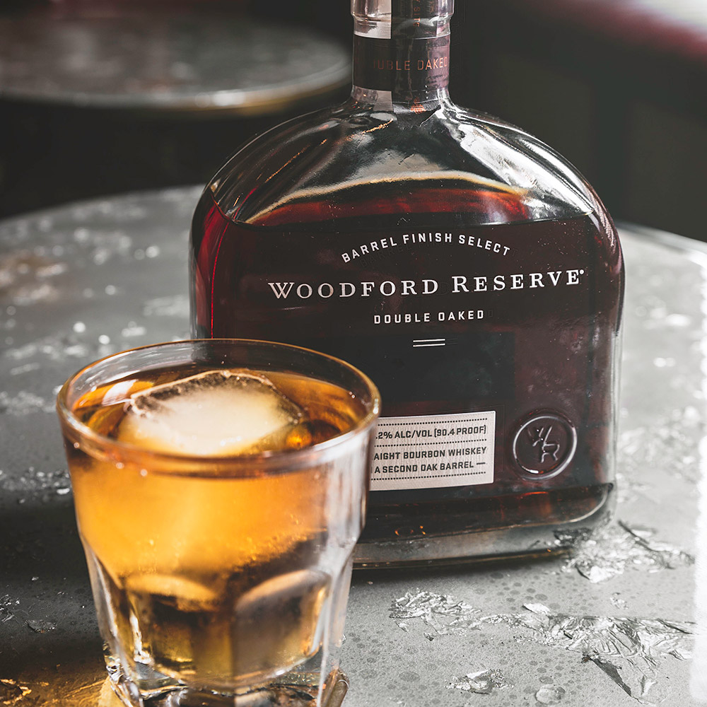Woodford Reserve Bourbon at 1933 Lounge